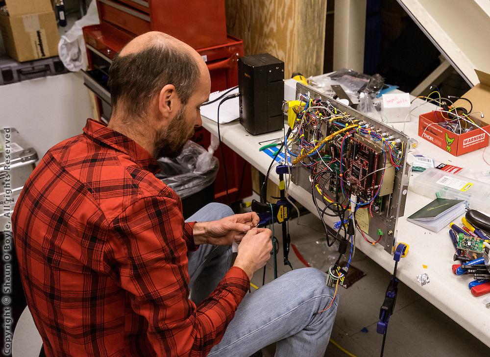 Assembling electronics boards