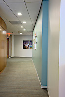 Architectural Interior of Washington, DC Law Firm Paul Weiss by Jeffrey Sauers of Commercial Photographics