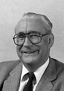 James Dooge 2-9-1981 James Dooge Minister for forigen affairs 1981 to 1982