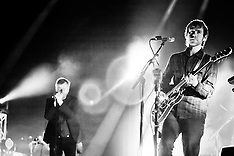 The National at The Bill Graham Civic Auditorium - 12/3/11