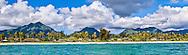 Kailua, Oahu, Hawaii, USA --- Hawaiian Coast