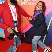 Jessica Beshir and Lynn Nwokorie - BFI Southbank