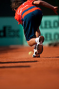 Roland Garros. Paris, France. May 27th 2012....