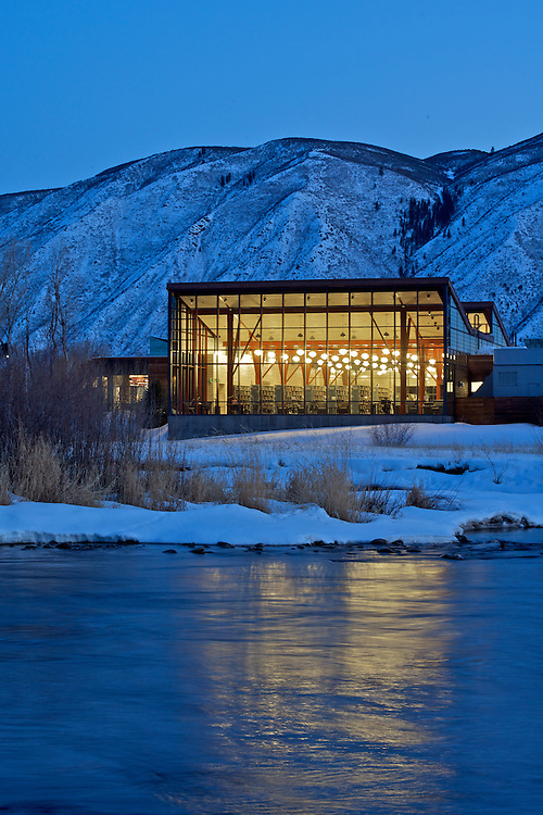 BASALT LIBRARY & RIVER, A4 ARCHITECTS
