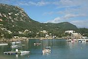 Greece, Corfu Island in the Ionian Sea.