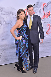 © Licensed to London News Pictures. 19/06/2018. London, UK. HRH Princess Eugenie of York attends the Serpentine Gallery Summer Party. Photo credit: Ray Tang/LNP