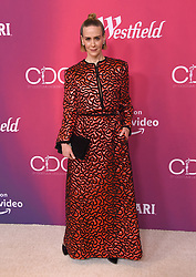 February 19, 2019 - Beverly Hills, California, U.S. - Sarah Paulson arrives for the 21st CDGA (Costume Designers Guild Awards) at the Beverly Hilton Hotel. (Credit Image: © Lisa O'Connor/ZUMA Wire)