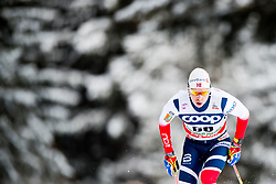 December 16, 2017 - Toblach, ITALY - 171216 Simen Hegstad KrŸger of Norway competes in men's 15km interval start free technique during FIS Cross-Country World Cup on December 16, 2017 in Toblach..Photo: Jon Olav Nesvold / BILDBYRN / kod JE / 160104 (Credit Image: © Jon Olav Nesvold/Bildbyran via ZUMA Wire)