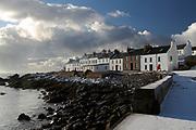 Shore Street, Port Charlotte on the Isle of Islay