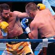 20170724 Boxe, Titolo internazionale WBA : De Carolis vs Polyakov