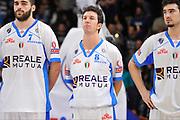 DESCRIZIONE : Sassari LegaBasket Serie A 2015-2016 Dinamo Banco di Sardegna Sassari - Giorgio Tesi Group Pistoia<br /> GIOCATORE : Giacomo Devecchi<br /> CATEGORIA : Before Pregame Ritratto <br /> SQUADRA : Dinamo Banco di Sardegna Sassari<br /> EVENTO : LegaBasket Serie A 2015-2016<br /> GARA : Dinamo Banco di Sardegna Sassari - Giorgio Tesi Group Pistoia<br /> DATA : 27/12/2015<br /> SPORT : Pallacanestro<br /> AUTORE : Agenzia Ciamillo-Castoria/C.Atzori
