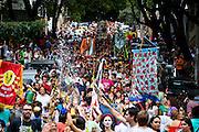 Belo Horizonte_12 de marco de 2011...ENSAIO AUTORAL CARNAVAL BH..Para encerrar as festividades de carnaval, diversos blocos Se unem e desfilam pelas ruas do bairro Santo Antonio, regiao centro sul da capital mineira.....Foto: RODRIGO LIMA / NITRO.