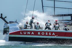 Louis Vuitton Cup, Race day 4, Luna Rossa vs ETNZ. 13th of July, 2013,