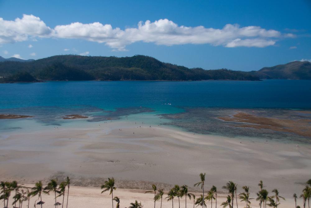 Beach and Reef, Hamilton Island, Queensland, Australia