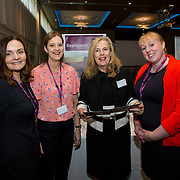 23.05.2018.       <br /> Today, the Institute of Community Health Nursing (ICHN) hosted its2018 community nurseawards in association withHome Instead Senior Care,at its annual nursing conference, in the Strand Hotel Limerick, rewarding public health nurses for their dedication to community care across the country. <br /> <br /> Pictured at the event were, Olivia Sinclair, Sharon Kelly, Helen Coyne and Sandra Riley. Picture: Alan Place