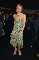 JENNI FALCONER at the 2006 Glamour Women of the Year Awards 2006 held in Berkeley Square Gardens, London W1 on 6th June 2006.<br /><br />NON EXCLUSIVE - WORLD RIGHTS