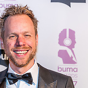 NLD/Hilversum//20170306 - uitreiking Buma Awards 2017, Diggy Dexx