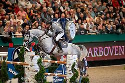 Kukuk Christian, GER, Lukas 1054<br /> Leipzig - Partner Pferd 2019<br /> © Hippo Foto - Stefan Lafrentz