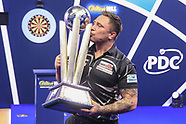 William Hill World Darts Championship Final 03-01-2021. 030121