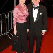 NLD/Utrecht/20061006 - Uitreiking Gouden Kalveren Nederlands Filmfestival Utrecht, Maria van der Hoeven en partner Lou Buitendijk