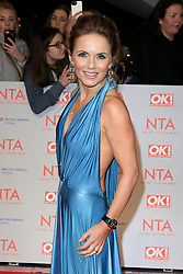 at the National Television Awards at the 02 Arena in London, UK. 24 Jan 2018 Pictured: Geri Horner. Photo credit: MEGA TheMegaAgency.com +1 888 505 6342