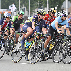 30-08-2017: Wielrennen: Boels Ladies Tour: Arnhem: Jessica Allen