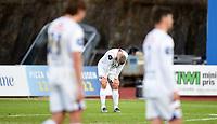 Fotball , 9. april 2016 , Tippeligaen , Eliteserien , <br /> Stabæk - Vålerenga 2-1<br /> Kjtil Wæhler og VID depper etter nok et tap