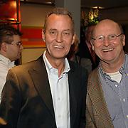NLD/Bussum/200600206 - Harpengala 2005, Tony Berk en Bert van Aalten, de zingende tandarts