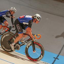 16-12-2016: Wielrennen: NK baanwielrennen: Apeldoorn  <br />Kirsten Wild, Nina Kessler