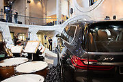 BMW South Africa hosted over 400 guests at The Zeitz Mocaa at the V&A Waterfront for the launch of the BMW X7 on the 20th of November 2018. Image by Greg Beadle