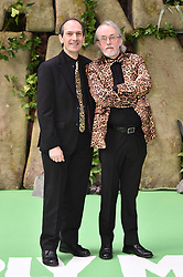 Peter Lord (left) and David Sproxton attending the Early Man World Premiere held at the BFI Imax, London. Picture date: Sunday January 14th, 2018. Photo credit should read: Matt Crossick/ EMPICS Entertainment.