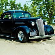 Custom 1937 Chevrolet Coupe