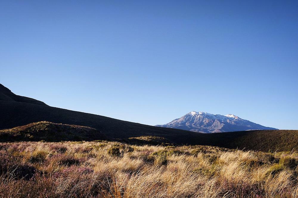 Tongariro National Park.