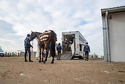 Revalidation Center, Le Jeune Philippe, BEL, Vizzini Lucia, ITA<br /> Ecurie Le Jeune - Vizzini - Alveringem 2019<br /> © Hippo Foto - Dirk Caremans<br /> 21/02/2019