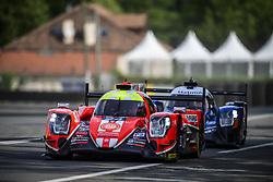 June 4, 2017 - Le Mans, France - 24 CEFC MANOR TRS RACING (CHN) ORECA 07 GIBSON LMP2 TOR GRAVES (GBR) JEAN ERIC VERGNE (FRA) JONATHAN HIRSCHI  (Credit Image: © Panoramic via ZUMA Press)