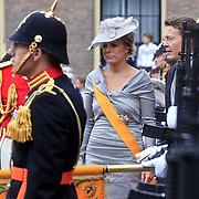NLD/Den Haag/20110920 - Prinsjesdag 2011, vertrek Pr. Constantijn en Pr. Laurentien