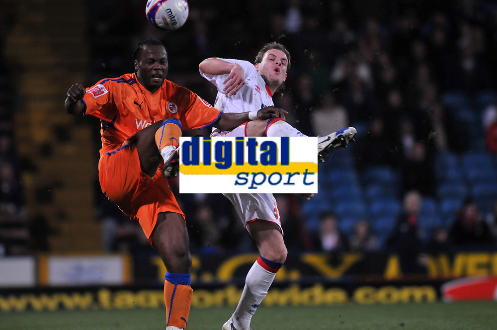 Photo: Tony Oudot/Richard Lane Photography. Crystal Palace v Reading. Coca-Cola Football League Championship. 21/03/2009. <br />