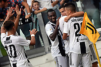 Esultanza Gol Cristiano Ronaldo Juventus Goal celebration with Paulo Dybala <br /> Torino 16-09-2018 Allianz Stadium Football Calcio Serie A 2018/2019 Juventus - Sassuolo <br /> Foto Andrea Staccioli / Insidefoto