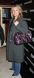 Comedian JENNIFER SAUNDERS at a special Grand Classic screening of Place Vendome to celebrate Catherine Deneuve as MAC Beauty Icon 3 held at The Elecric Cinema, Portobello Road, London W11 on 30th January 2006.<br />