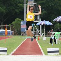 B Division Girls Long Jump