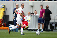 Camille Abily to OL during the UEFA Women's Champions League, semi final, 2nd leg football match between Olympique Lyonnais and Manchester City on April 29, 2018 at Groupama stadium in Décines-Charpieu near Lyon, France - Photo Romain Biard / Isports / ProSportsImages / DPPI