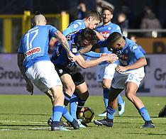 Atalanta vs Napoli - 21 Jan 2018