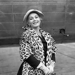 File photo dated 21/06/1956 of Actress Zsa Zsa Gabor who has died at 99, a publicist for the star said.