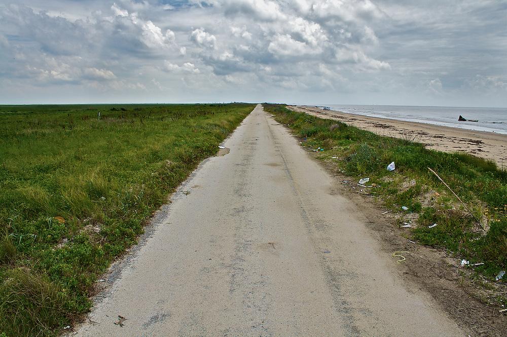 McFaddin Beach, Texas Route 87, 5/07