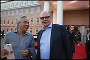 ANISH KAPOOR; NICHOLAS LOGSDAIL; SOPHIE WALKER, Masterpiece London 2014 Preview. The Royal Hospital, Chelsea. London. 25 June 2014.
