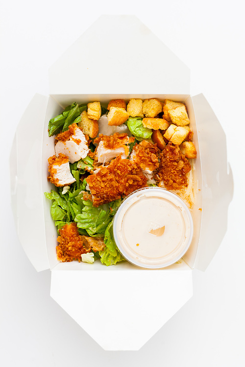 Caesar Salad from Hill Country Chicken ($3.46) - MealPal Promo (50% off)