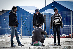 Manduria (TA) 2011 - Italian Refugee Camp