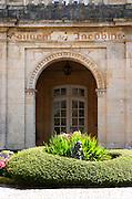 Chateau Couvent des Jacobins. Saint Emilion, Bordeaux, France