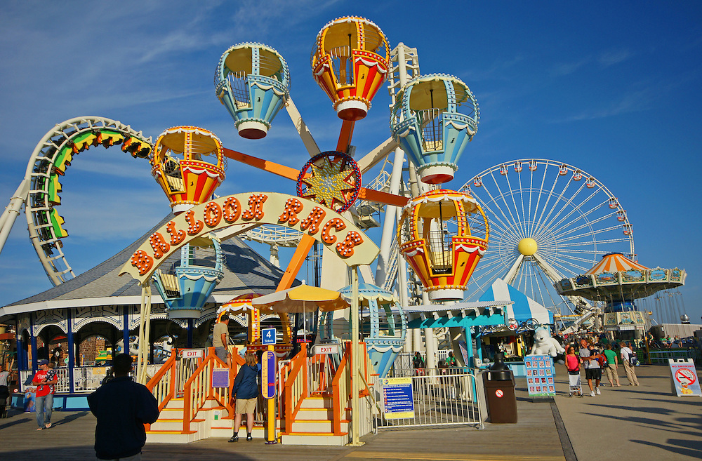 Wildwood Boardwalk, Wildwood, South Jersey, NJ