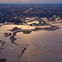 Prime Hook National Wildlife Refuge Sunset